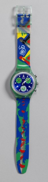 Swatch UNlimited chronograph special