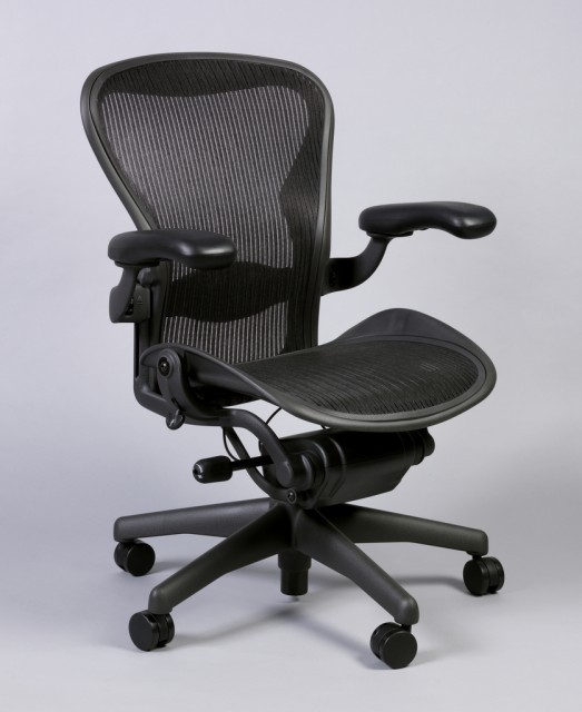 Aeron chair
