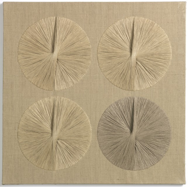 Study for Wall Panels.Designed by Sheila Hicks.