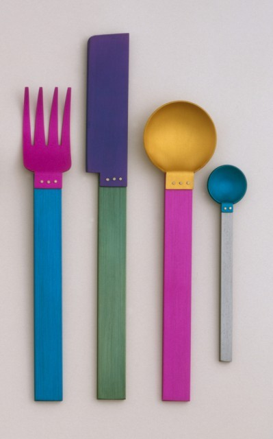 Picnic Flatware by David Tisdale