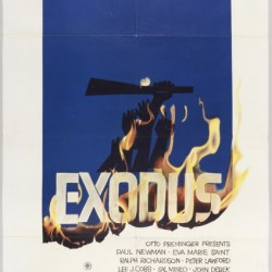Exodus by Saul Bass