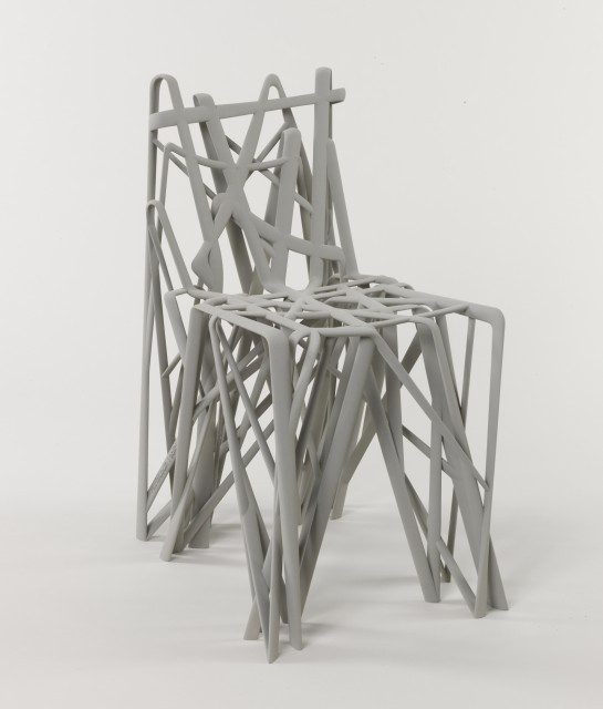 Solid C2 Chair by Patrick Jouin